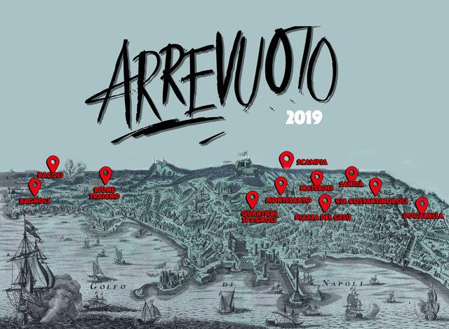 Mappa di Arrevuoto